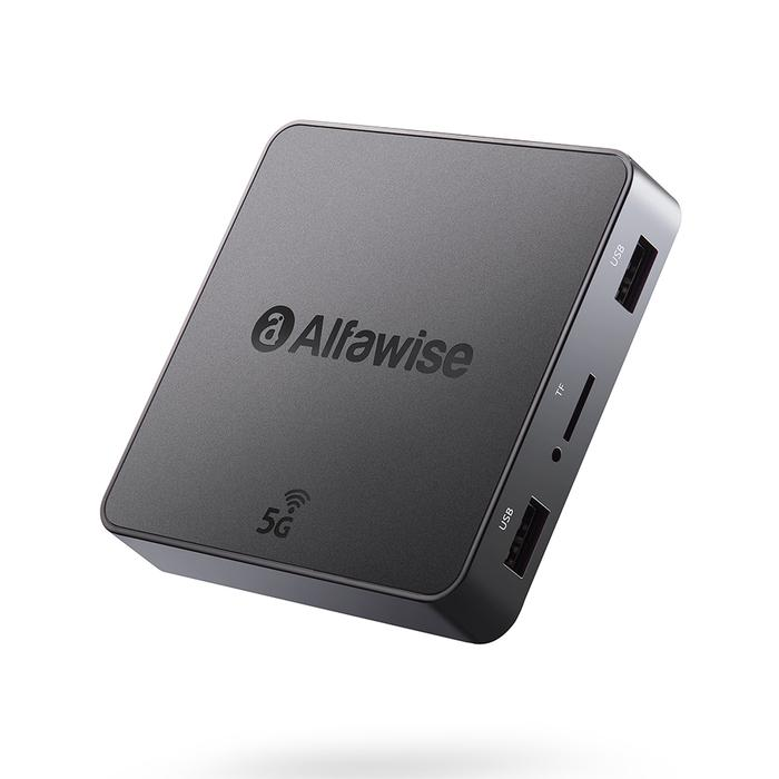 Alfawise A8 Pro TV Box
